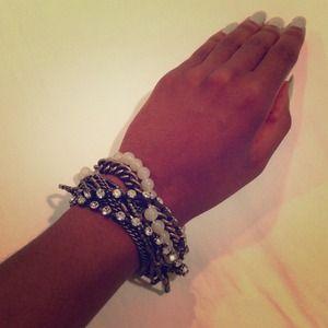 """Jewelry - """"Good Girl Gone Bad"""" Bracelet 😏"""
