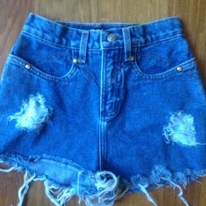 Other - High Waisted Shorts!!!