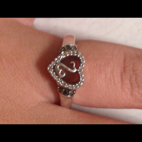 40 Off Kay Jewelers Jewelry Kay Jewelers Open Heart Ring From