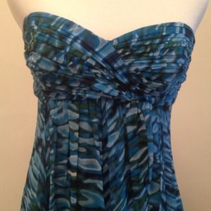 Laundry by Shelli Segal Dresses - Laundry by Shelli Segal strapless dress
