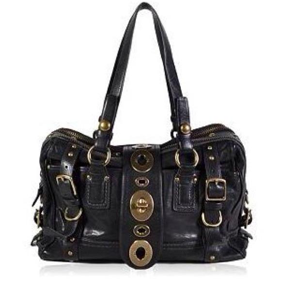 63 off coach handbags coach lily leather satchel purse