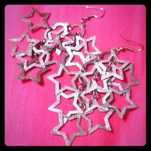 Jewelry - ⛄️❄️Star earrings