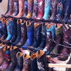 Old Gringo Boot Co ©