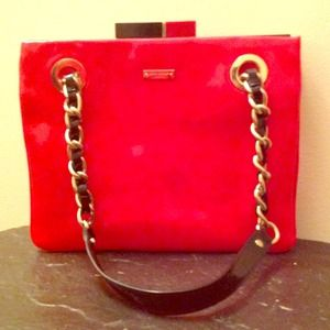 Authentic Patent leather Kate Spade purse