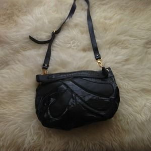 Leather Cynthia Rowley bag