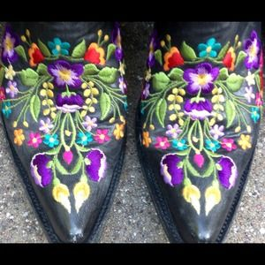 Old Gringo Boot Co.©