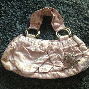 ALDO printed purse