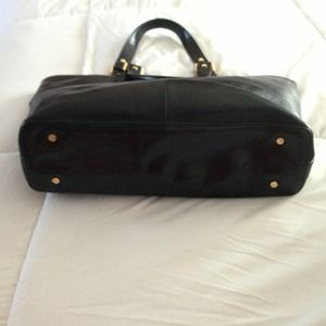 Additional pics for black Tory Burch leather bag