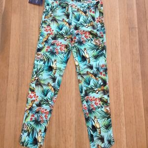 *Reduced* Zara tropical pants