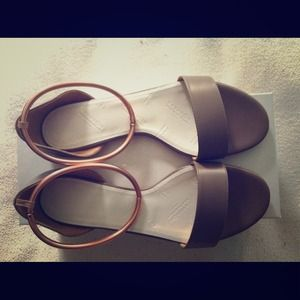 Maison Martin Margiela Sandals with Metal Ring