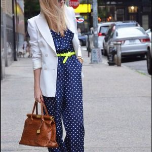 Forever 21 Other - Polka Dot jumpsuit