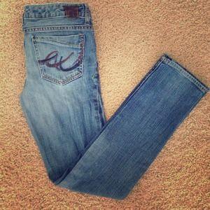 Express Denim - Express skinny jeans. Size 4