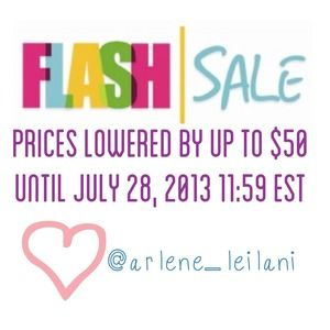 Other - 💥FLASH SALE!!!💥
