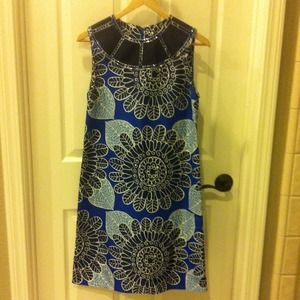 Tory Burch Printed Dress