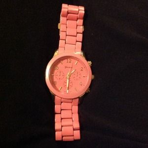 PINK/GOLD Watch