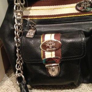 e74bd5e20f Christine Price Bags - FINAL REDUCTION Christine Price Black Leather tote