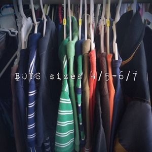 Other - Boys items.