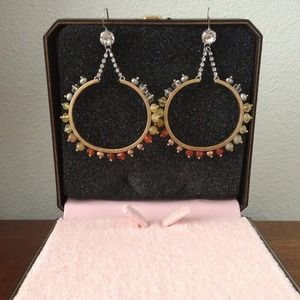 Juicy Couture Hoops • NIB