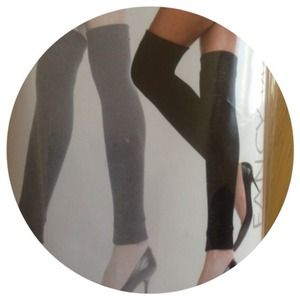 Accessories - NWT Black Leg Warmers