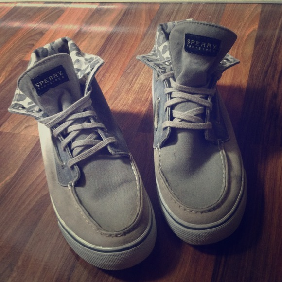 Sperry High Authentic Authentic Top Sider Sperry HIE29YWD