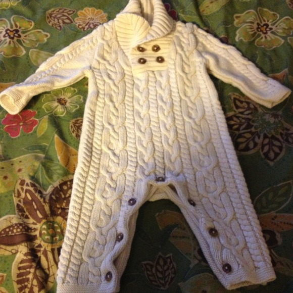 70 Off Gap Sweaters Baby Gap Sweater Onesie From S