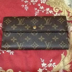 Louis Vuitton **AUTHENTIC** wallet