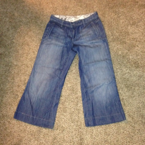 Joe's Jeans - Joe's jeans, Capri wide leg RESERVED! from Meghan's ...