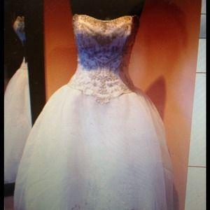 75 off sarah danielle other mermaid one shoulder satin for Eva my lady wedding dress