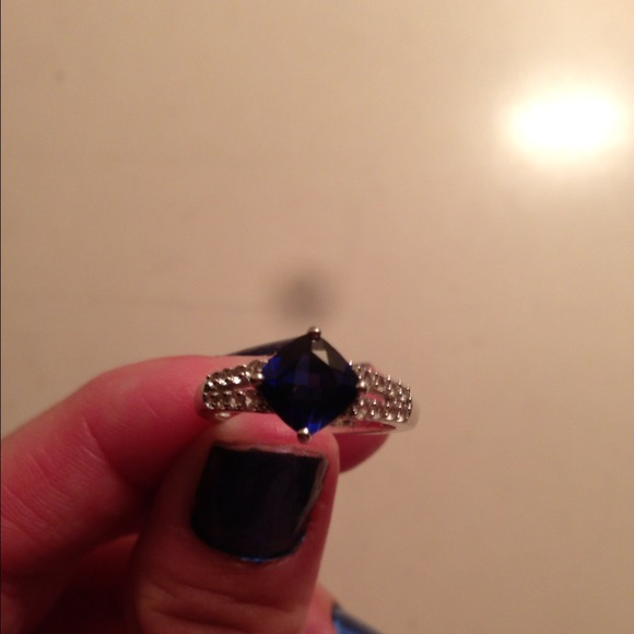 Jc Penny S Sapphire Rings