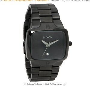 Guys Nixon watch