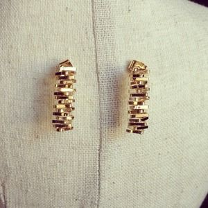 Jewelry - Jenga earrings