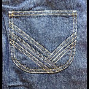 BCBGMaxAzria Jeans - NWOT***BCBG Tex by Max Azria. Goucho style pants.