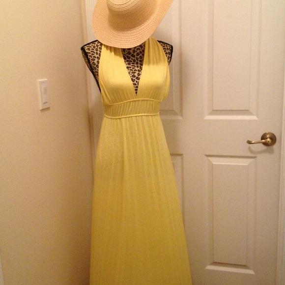Necessary Objects - Necessary Object&39s Maxi dress from Evie&39s ...