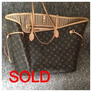 Louis Vuitton Neverfull Monogram Gm