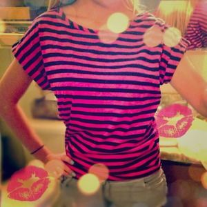 Pink Purple Shirt | Is Shirt