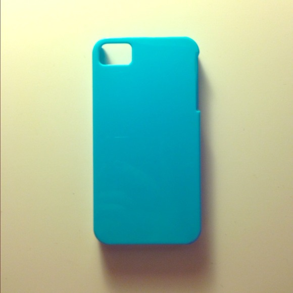 67 Off Accessories Iphone 4 Sky Blue Thin Case From