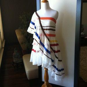 Free People New Romantics Dresses & Skirts - FREE PEOPLE Angel Wing Creation