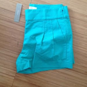 J.Crew Teal Shorts