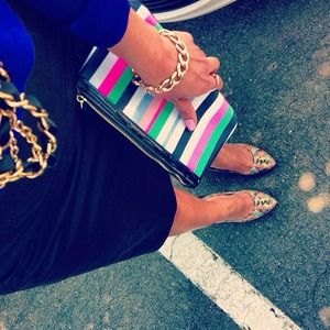 merona Clutches & Wallets - Colorful wristlet