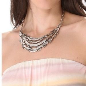 N/R Pamela Love statement necklace