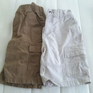 Other - 💢SOLD💢 2pairs of boys shorts