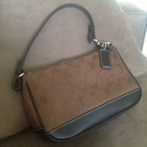 Coach Handbags - On SALE!!!! Coach Purse with Removable Handle