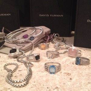 My DAVID YURMAN COLLECTION AUTHENTIC