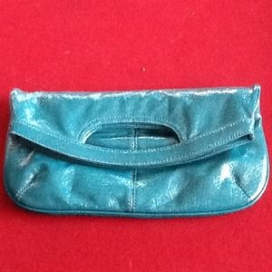 Clutches & Wallets - *REDUCED* Brand New Turquoise Clutch