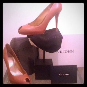 St John Shoes - St John