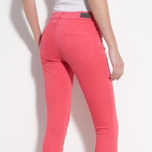 Paige Jeans Denim - Paige Salmon Skinnies!