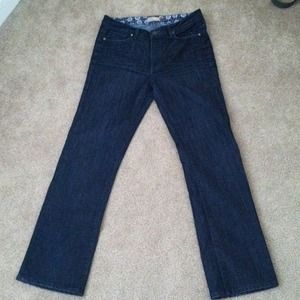Paige Premium Denim Rising Glen size 30