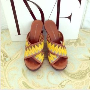 Diane von Furstenburg Shoes - DVF Wedges