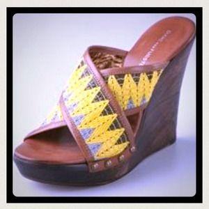 Diane von Furstenburg Shoes - DVF Wedges