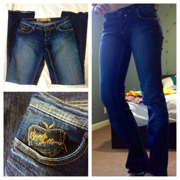 75% off Denim - 🎉moving sale!🎁 Apple Bottom jeans from Alyssa's ...